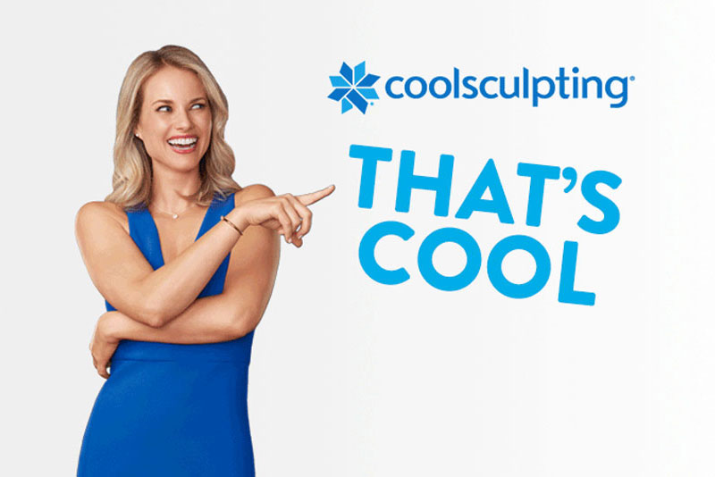 CoolSculpting, That's Cool!