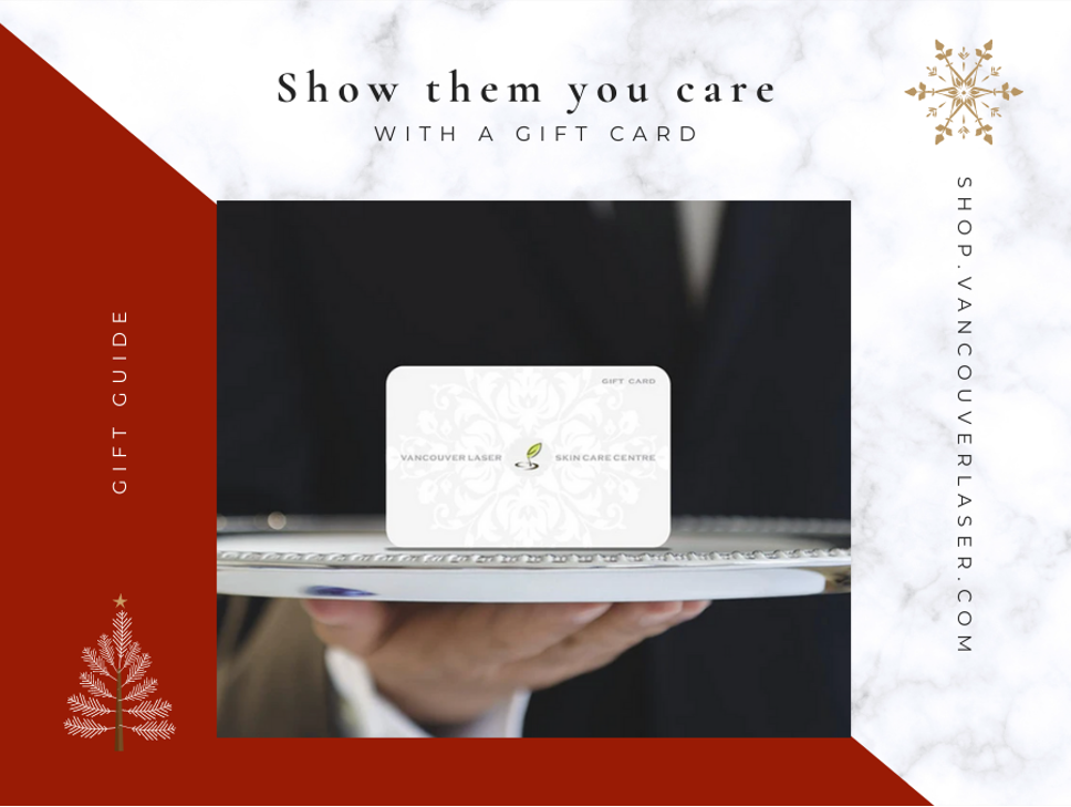 Vancouver Laser Gift Card